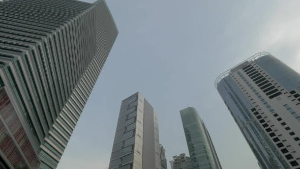 Thumbnail for Skyscrapers And Construction In Kuala Lumpur, Malaysia