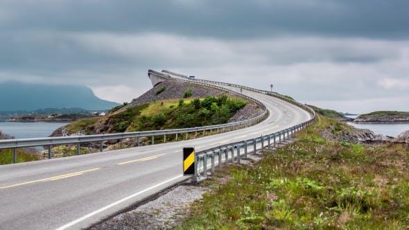 Cover Image for Atlantic Ocean Road