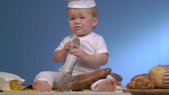 Thumbnail for Baby Baker Verkostung Brot