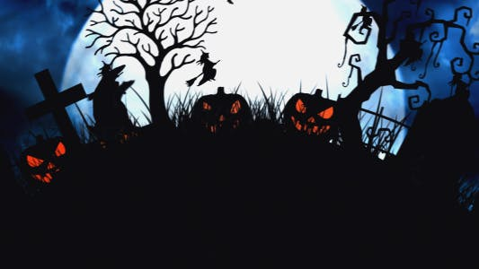 Thumbnail for Halloween Background