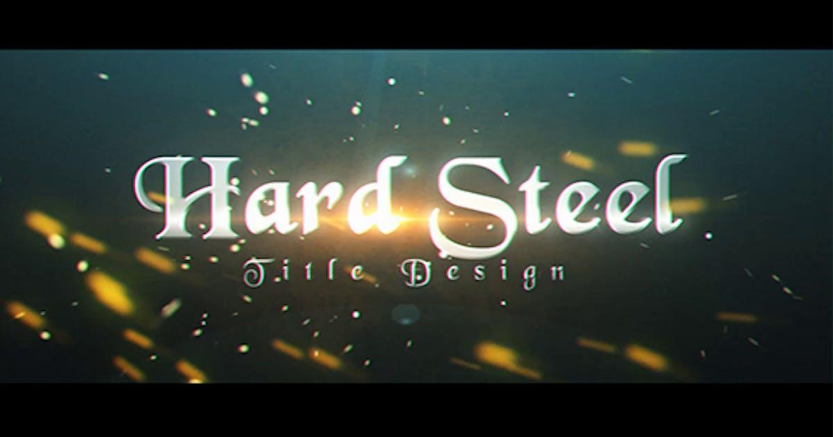 Download Hard Steel by Media_Stock