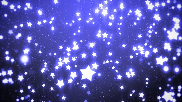 Thumbnail for USA Stars Background