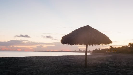 Thumbnail for Beautiful Sunrise Beach Cuba