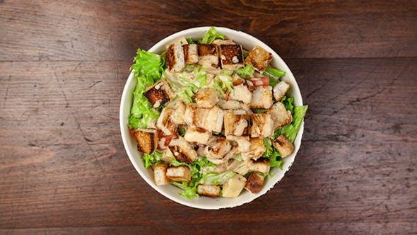 Thumbnail for Heathy Salad Eating