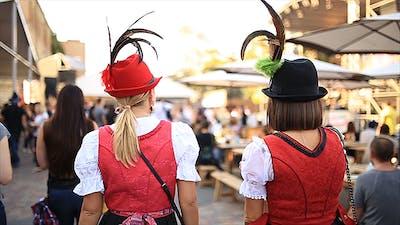 Women In Carnival
