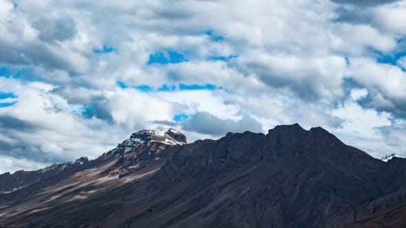 Thumbnail for High Mountain Landscape. Spiti Valley, Himachal Pradesh, India