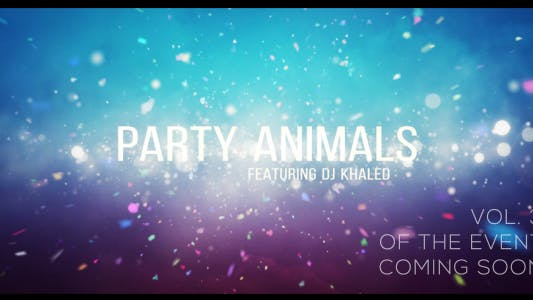 Thumbnail for Projet Party Animaux 3