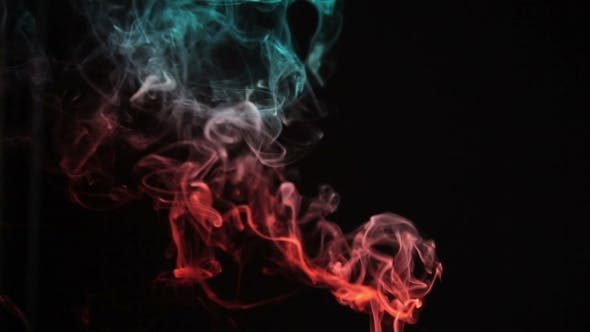 Thumbnail for Variegated Smoke In The Dark