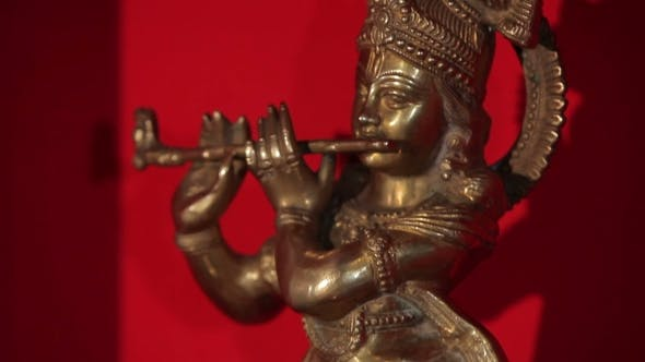 Thumbnail for Beautiful Indian Statuette