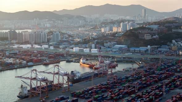 Automobile Korea River Busan Transportation