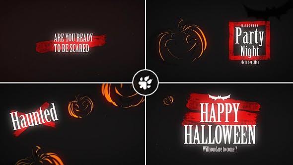 Thumbnail for Halloween Nightmare Opener