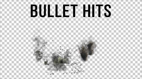 Thumbnail for Bullet Hits on the Ground