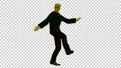Frankenstein Can Can Dance