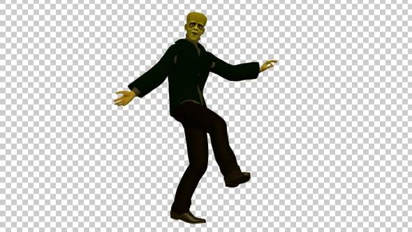 Frankenstein kann tanzen