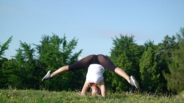 Thumbnail for Female Training Hips At The Open Air