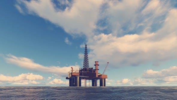 Thumbnail for Oil Rig