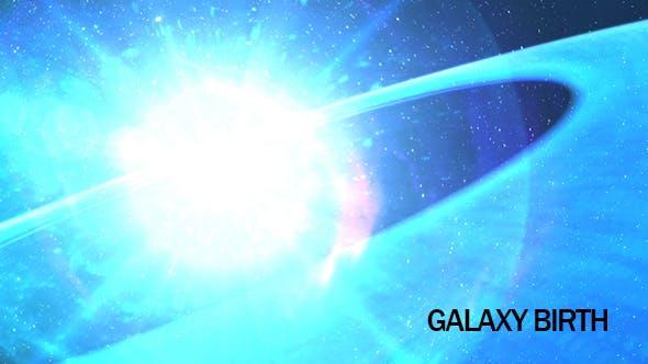 Thumbnail for Galaxy Birth