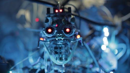 The Cyborg Awaken