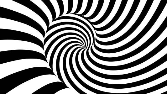 Thumbnail for 4k Black and White Looping Tunnels