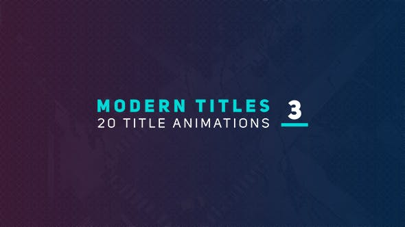Thumbnail for Modern Titles 3