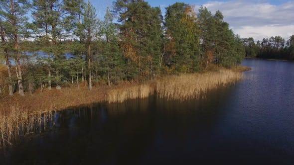 Thumbnail for Beautiful Aerial View Of Lakes And Forests