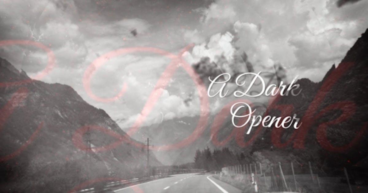 Dark Opener by vcgmotion