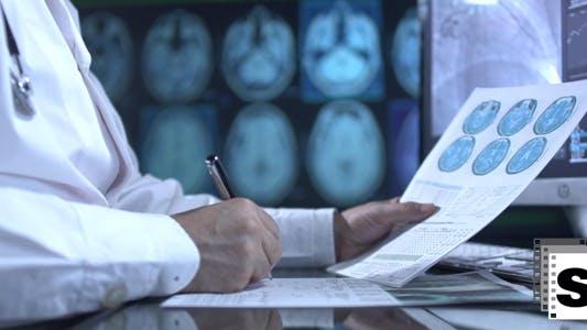 Thumbnail for Doctor Writes Prescription