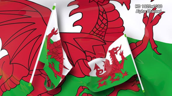 Thumbnail for Flag Transition - Wales