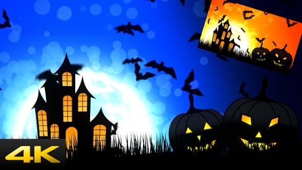 Thumbnail for Halloween Castle