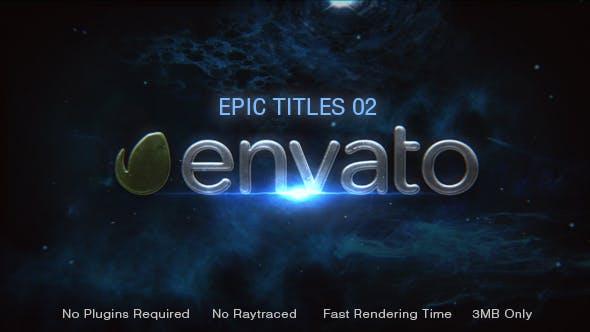 Thumbnail for Epic Titles 02
