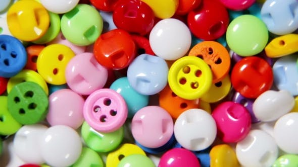 Thumbnail for Mixed Coloured Bright Buttons Background