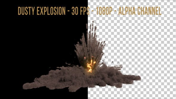 Thumbnail for Dusty Explosion