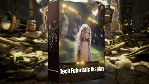 Thumbnail for Tech Futuristic Display
