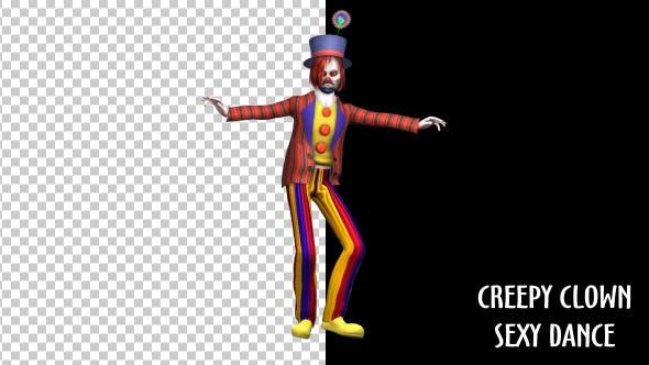 Thumbnail for Creepy Clown Sexy Dance