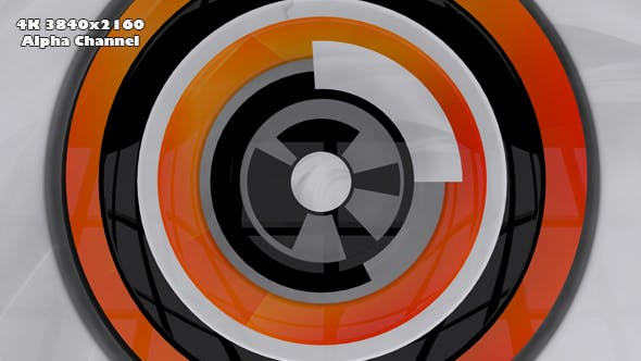 Thumbnail for 3D Circle Shapes Transition