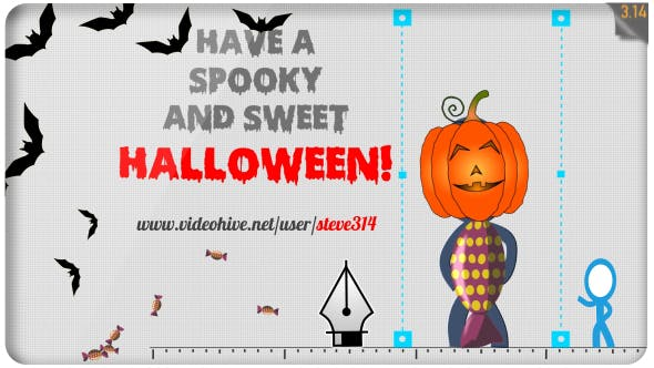 Thumbnail for Happy Halloween Funny Greetings