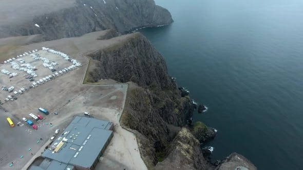 Thumbnail for North Cape (Nordkapp) In Northern Norway.