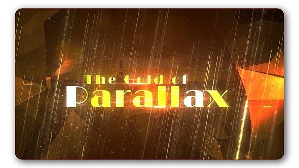 Thumbnail for Gold Parallax Trailer Slideshow