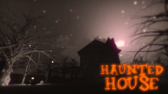 Thumbnail for Halloween Haunted Hause - 1