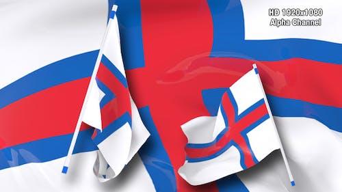 Flag Transition - Faroe Islands