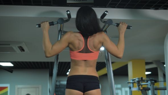 Thumbnail for Young Sexe Sport Girl At The Gym