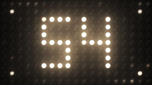 LED Countdown