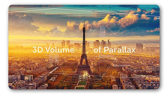 Thumbnail for 3d Volume Parallax | Cinematic Slideshow