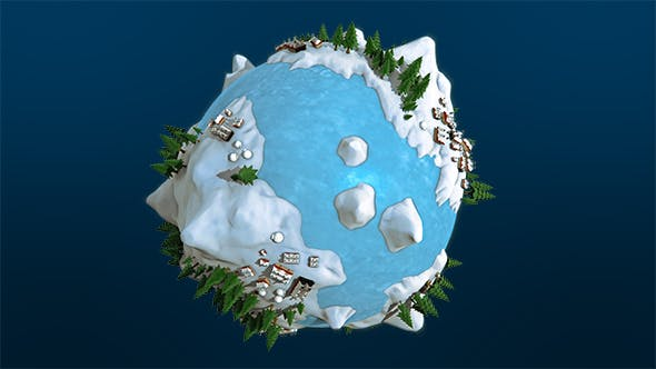 Thumbnail for Winter Planet