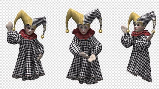 Thumbnail for Puppet Harlequin - Endless Dance
