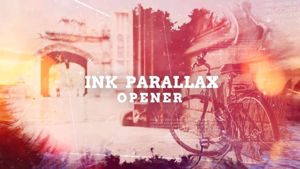 Thumbnail for İnk Parallax Opener