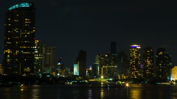 Thumbnail for Night Building Riverside