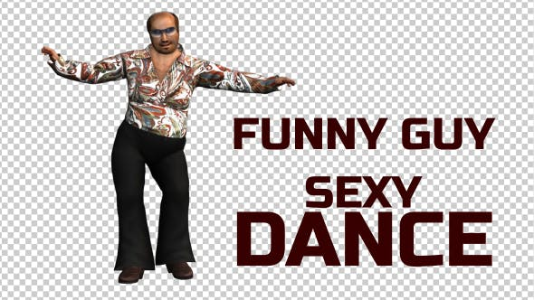 Thumbnail for Funny Guy Sexy Dance