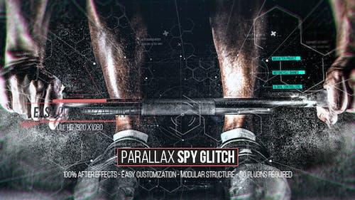 Parallax Spy Glitch