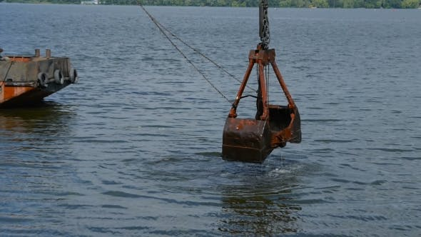 Thumbnail for Deepening River Bottom